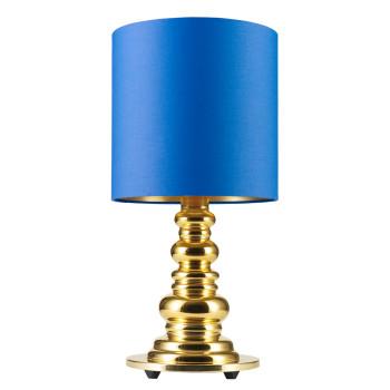 Design By Us Punk Deluxe, blau, beschichtetes Eisen