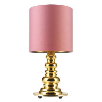Design By Us Punk Deluxe, rosa, beschichtetes Eisen