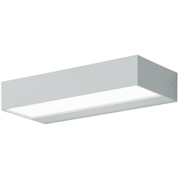 Rotaliana InOut W2 Outdoor LED, silber, 3000K