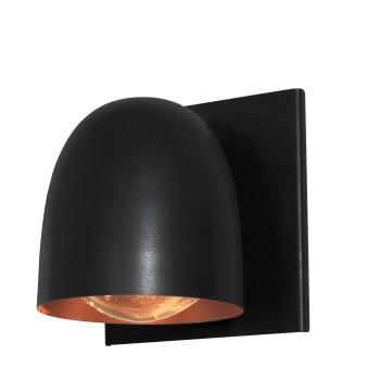 B.Lux Speers W1L, außen schwarz / innen Kupfer