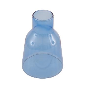 Bover Drip Ersatzglas, blau klar