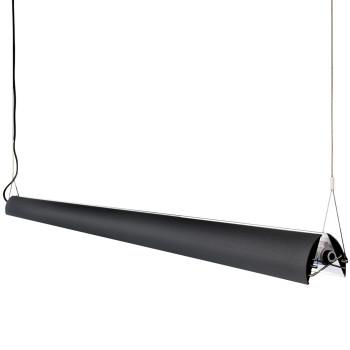 Belux Updown 32 LED, schwarz, 3000K