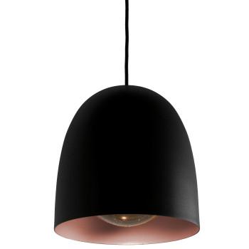 B.Lux Speers S1, Schirm schwarz / Kupfer, dimmbar mit Phasenabschnittsdimmer