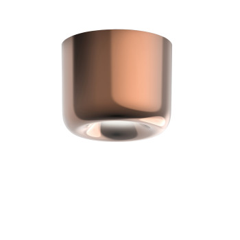 Serien Lighting Cavity Ceiling L, bronze, 2700K