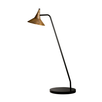 Artemide Unterlinden Tavolo LED, 2700K, Messing
