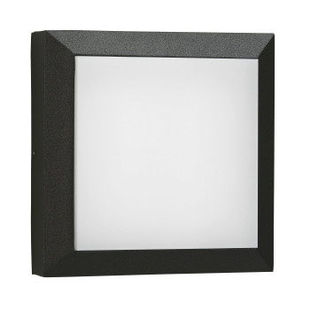 Albert 6562 Wand-/Deckenleuchte, schwarz (Albert 666562)