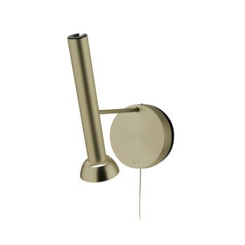 Baltensweiler Topoled W AP, bronze eloxiert