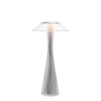 Kartell Space Outdoor LED, Chrom (metallisiert)