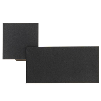 Lodes Puzzle Outdoor Square & Rectangle, anthrazit