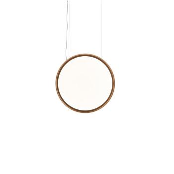 Artemide Discovery Vertical 70, bronze, kompatibel mit Artemide App