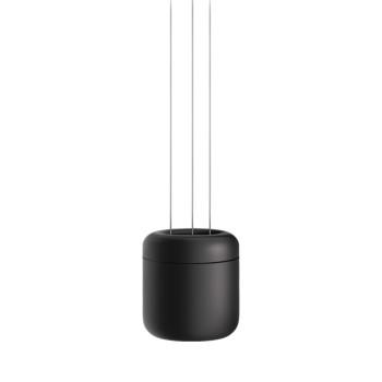Serien Lighting Cavity Suspension S, schwarz, 2700K