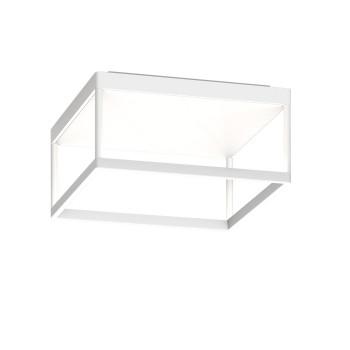 Serien Lighting Reflex² Ceiling M 150, TRIAC, 3000K, Gehäuse weiß, Glas weiß matt
