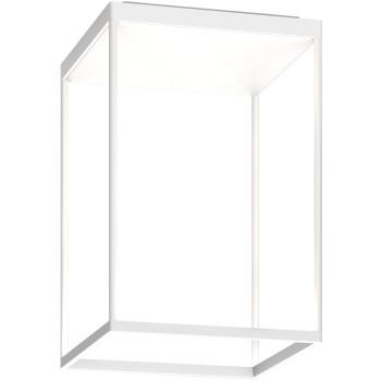 Serien Lighting Reflex² Ceiling M 450, Gehäuse weiß, Glas weiß matt
