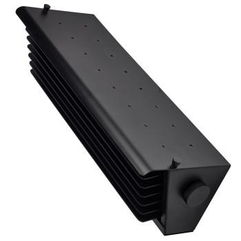 DCW Biny Box 2, Korpus schwarz / Lamellen schwarz