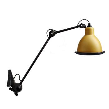 DCW Lampe Gras No 222 XL Seaside, Schirm gelb