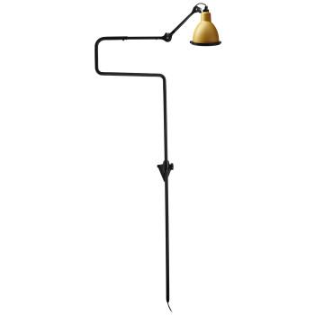 DCW Lampe Gras No 217 XL Seaside, Schirm gelb