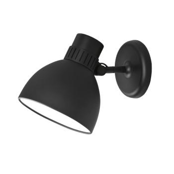 B.Lux System W, schwarz / innen weiß satiniert