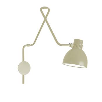 B.Lux System W40, beige / innen weiß satiniert