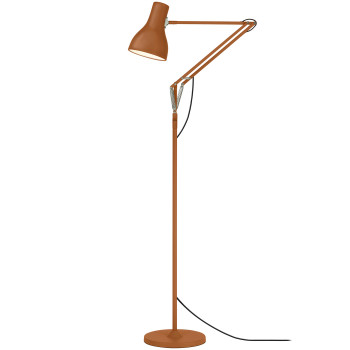 Anglepoise Type 75™ Stehleuchte, rotbraun (Margaret Howell - Sienna)