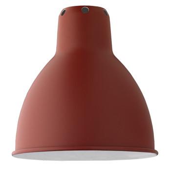 DCW Lampe Gras Ersatzschirm, rund (14 cm x 14 cm), rot