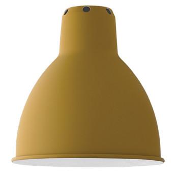 DCW Lampe Gras Ersatzschirm, rund (14 cm x 14 cm), gelb