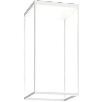 Serien Lighting Reflex² Ceiling M 600, Gehäuse weiß, Glas weiß matt