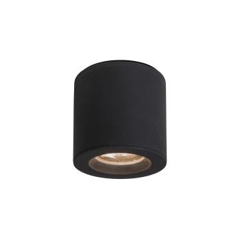 Astro Kos Round Deckenleuchte, schwarz