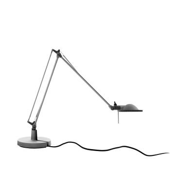 Luceplan Berenice Tavolo Piccola, Struktur Alu, Metallreflektor alu