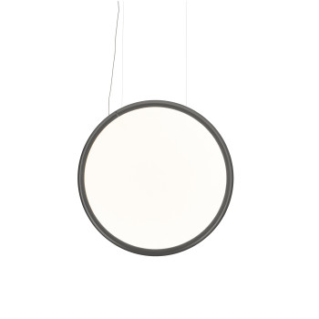 Artemide Discovery Vertical 100 Sospensione LED, schwarz, App-kompatibel