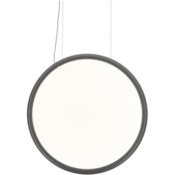 Artemide Discovery Vertical 140 Sospensione LED, schwarz, kompatibel mit Artemide App