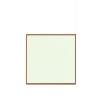 Artemide Discovery Space Square RGBW, bronze, kompatibel mit Artemide App