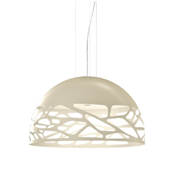 Studio Italia Design Kelly Medium Dome 60, champagner matt