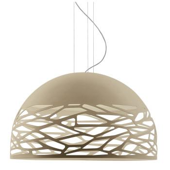 Studio Italia Design Kelly Large Dome 80, champagner matt