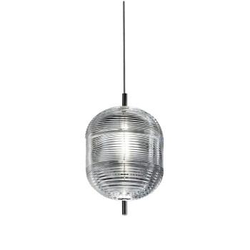 Studio Italia Design Jefferson Small, Glas transparent (Bohemian Crystal)