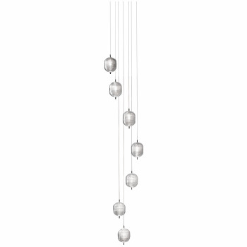 Lodes Jefferson Cluster 7, Glas transparent