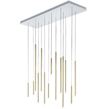 Studio Italia Design A-Tube Nano 14, gold