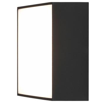 Astro Kea Square 240 Wand-/Deckenleuchte, schwarz