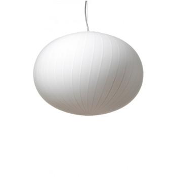 Established & Sons Filigrana S3 Ellipse, white / white