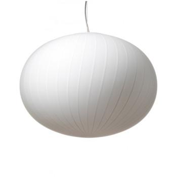 Established & Sons Filigrana S4 Ellipse, white / white