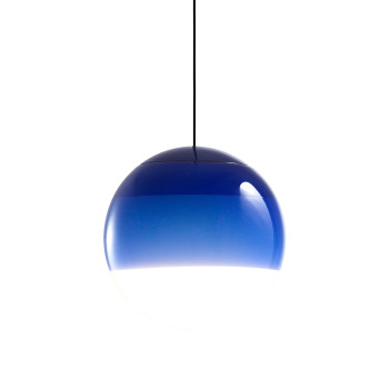 Marset Dipping Light 20, blau