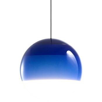 Marset Dipping Light 30 Pendelleuchte, blau