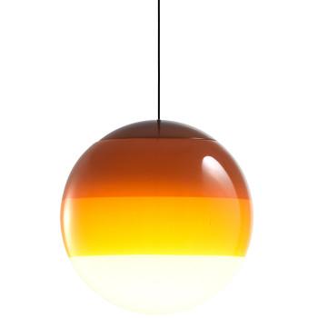 Marset Dipping Light 30, bernsteinfarben