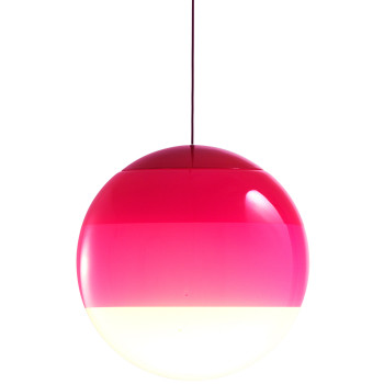 Marset Dipping Light 30 Pendelleuchte, pink