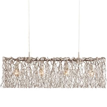 Brand van Egmond Hollywood Long Nickel Suspension, longueur 100 cm