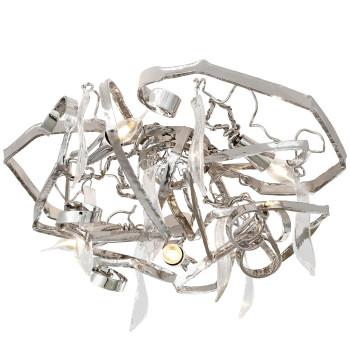 Brand van Egmond Delphinium Deckenleuchte, ⌀ 60 cm