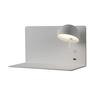 Bover Beddy A/03 LED, Schirm links