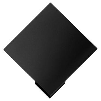 Lodes Puzzle Single Square, schwarz matt, 3.000K
