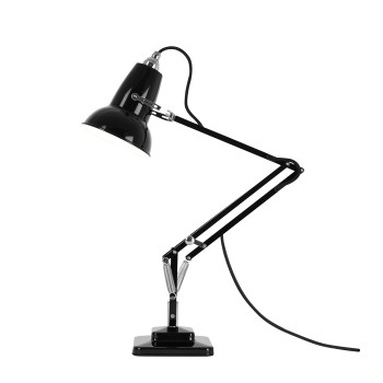 Anglepoise Original 1227 Mini Desk Lamp, schwarz