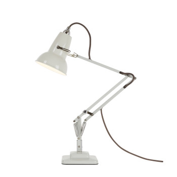 Anglepoise Original 1227 Mini Desk Lamp, leinenweiß