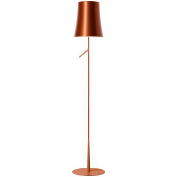 Foscarini Birdie Lettura LED, kupferfarben